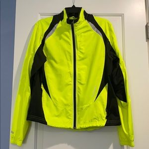 Brooks Reflective Jacket size M